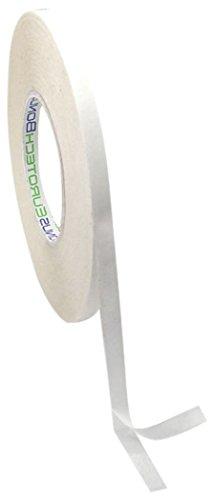 BONUS Eurotech 2BT45.00.0006/045A# Doppelseitiges Klebeband, Breite 6 mm, Länge 45 m, Acrylklebstoff, Solvent, Gesamtdicke 0,15 mm