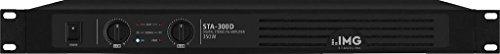 IMG STAGELINE STA-300D Stereo PA-digitale versterker zwart