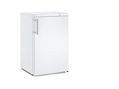 SEVERIN Tischgefrierschrank, 80 L, 41 dB, Energieeffizienzklasse A++, GS 8857, weiß