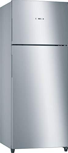 Bosch 327 L 3 Star , 2019 Stainless steel look Frost-Free Double Door Refrigerator (KDN42VL30I)