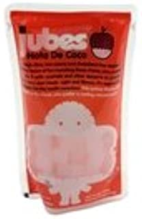 Jube Nata De Coco with 100% Coconut Water (Lychee Flavor) - 12.7oz [Pack of 3]