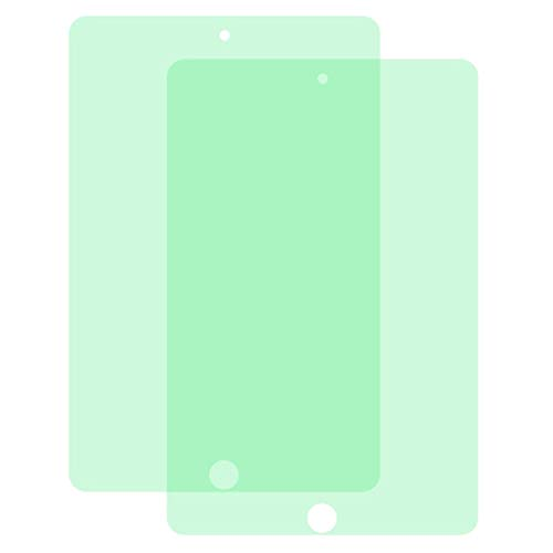 Screen Protector For IPad Mini 2019 & 4 2 PCS 9H 2.5D Eye Protection Green Light Explosion-proof Tempered Glass Film hangma
