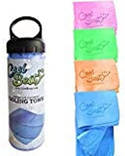 Cooling Towel-Workout/Tennis/Golf/Biking-Best for Any Sport Activities&Athletes Cold Towel-Chilly Pad Instant Cooling Snap Towel-Perfect for Fitness&Gym