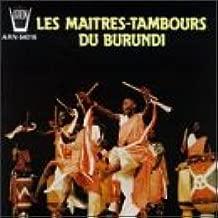 the master drummers of burundi