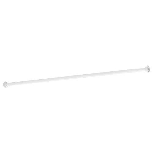 IKEA ASIA BOTAREN - Barra para Cortina de Ducha, Color Blanco
