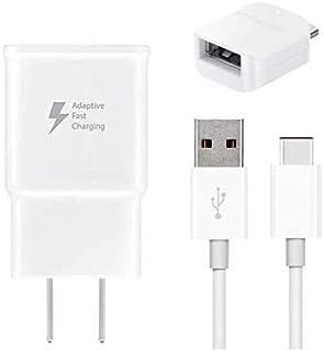 UrbanX Samsung Cargador de Carga rápida Micro USB y Adaptad