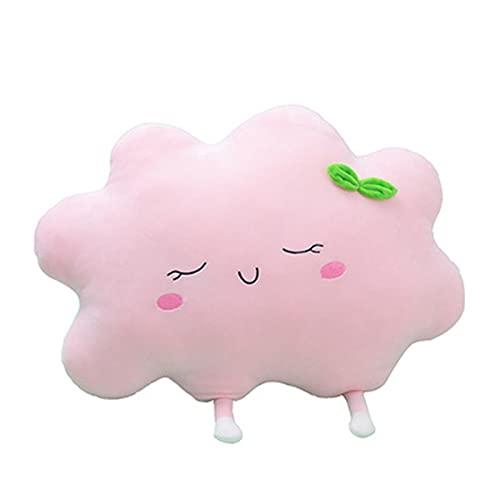 SJS The New Sun Cloud Plush Toy Cartoon Anime Doll Home sofá Almohada cojín,A,50CM