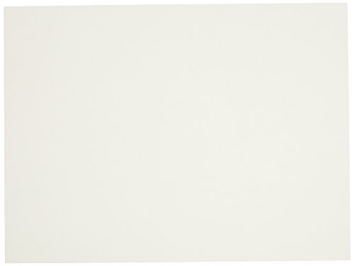 Sax Watercolor Beginner Paper, 90 lbs, 9 x 12 Inches, Natural White, Pack of 500 - 408401