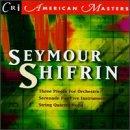 3 Pieces for Orch / String Quartet 4 / Serenade 5