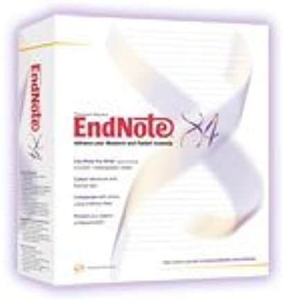 Amazon com: Endnote X4 Student Ed for Windows Student Use Only [Old