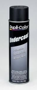 6 - Duplicolor Undercoat Black Spray Paint Cans