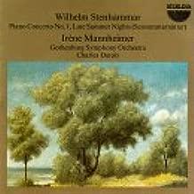 Stenhammar: Piano Concerto No. 1, Op. 1 / Late Summer Nights Sensomarnatter
