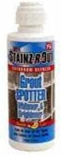 Grout Spotter 4 Oz By Stainz-r-out Cleaner Banana Scent