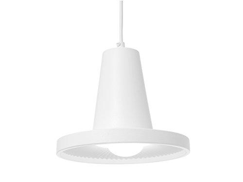 Leitmotiv LM1027 Suspension Ribble alu blanc, Design J. Sabine