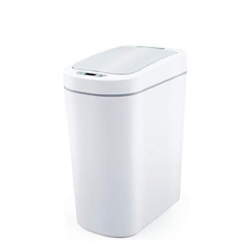 Bote de basura con sensor inteligente Cubo de basura de indu