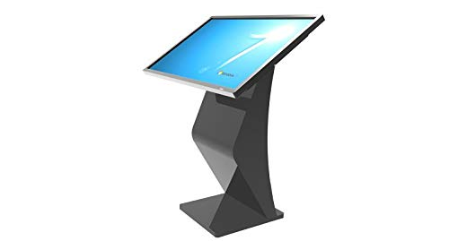 """Learn More About HUSHIDA 32"""" Touchscreen 1080p Digital Display with Black Floor Stand, Digital Kio..."""