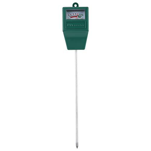 Misuratore di pH del suolo - Misuratore di pH del terreno fertile ad alta precisione per fiori di piante da giardino