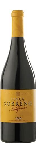 Finca Sobreño Ildefonso, Vino Tinto, 1 botella, 75cl