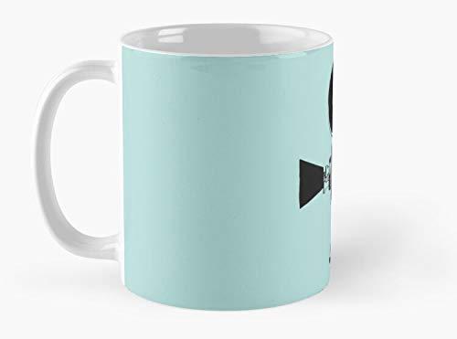 Old Movie Camera vers. 2 Classic Mug Custom Best Friend Mug, Personalized Best Friend Gift, Long Distance Gift, Custom Girls Mug, Best Friend Coffee Mug