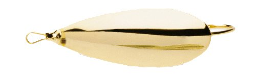 Berkley Johnson Silver Minnow Gold 2in
