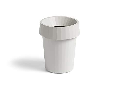 Shade Bin Papierkorb Hay Off White
