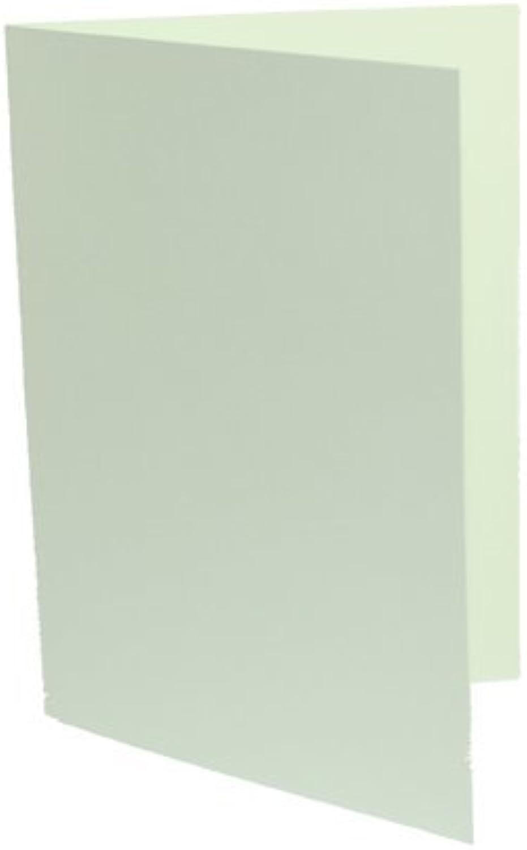 90 Doppelkarten DIN Lang Lang Lang ( DL ) grün B003KVSPPI | Kostengünstig  | Schön und charmant  01c802