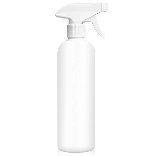 HASAGEI 3Pcs 500ml Sprühflasche mit Verstellbarer Düse Leeres Wasserflaschens Haar Werkzeug Gießkannen Blumensprüher Vielzweck-Sprühflasche für Haushalt und Garten