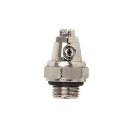 Purgador orientable manual de radiador rosca 1/8' de Atusa