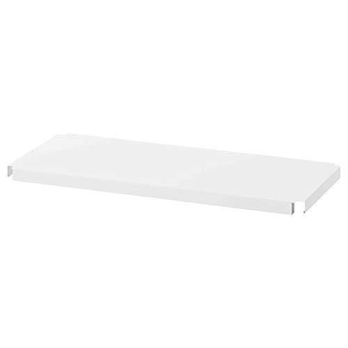 Ikea JONAXEL Estante superior para marco [solo estante] blanco duradero, viene en 2 tamaños (ajuste estrecho 25 x 51)