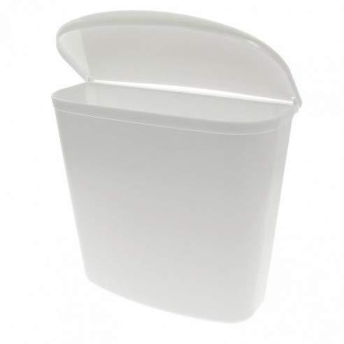 Abfallbehälter Lucca 4,5 L einfache Montage an der Tür