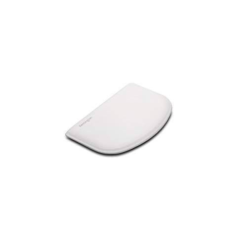 Kensington K50436EU ErgoSoft Handgelenkauflage für flache Maus/Trackpad, grau - Ergonomische Unterstützung, Geschwungenes Design, Robust, leichte Reinigung, Geeignet für MacBook, iMac