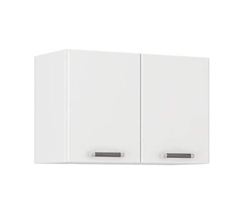 Küchen Hängeschrank 80 cm für das Modell,Omega 240 Schwarz + Weiss'