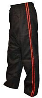 Extiff Pantalones Full Contact Boxing Kick Boxing Sport Combat 100% Algodón (140)