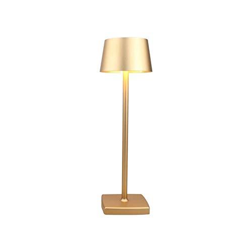 JSJJAES Tischlampen Flutlicht wasserdichte USB-Lade-LED-Tischlampe 2020 neu (Body Color : 06)