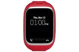 LG GIZMOGADGET LG-VC200 RED CELLULAR KIDS SMART WATCH.CLEAN IMEI/MEID VERIZON