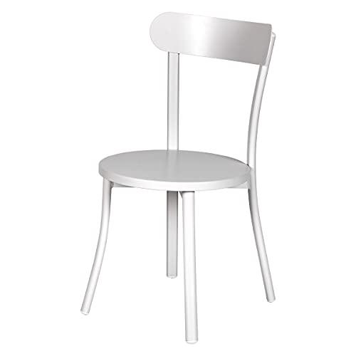 Rotin Design Rebajas : -21% Silla de Exterior Vienna de Aluminio