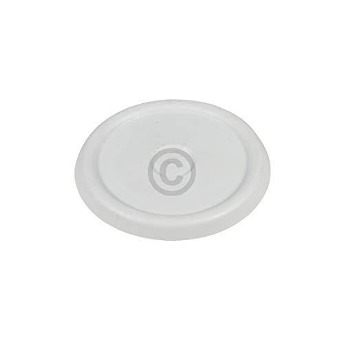 DL-pro Deckel 66mm passend für Bauknecht Whirlpool Ignis Ikea Beko wie 481246278998 Verschlusskappe für Spülraum Geschirrspüler Spülmaschine