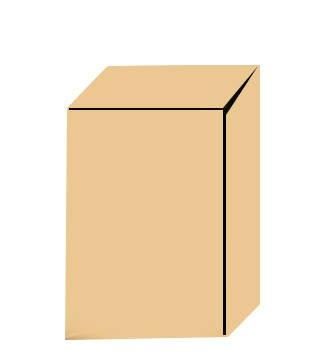 4本用箱(組仕切りセット) 段ボール箱