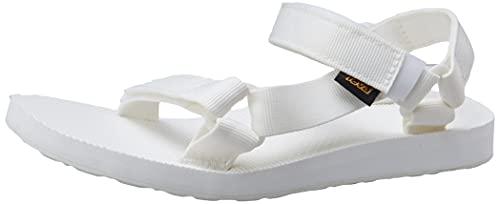 Teva Teva Damen Original Universal W's Sandalen - Weiß (Bright White) , 37 EU
