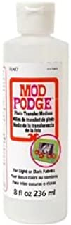 Plaid Bulk Buy (2-Pack) Mod Podge Photo Transfer Medium 8 Ounce CS15067