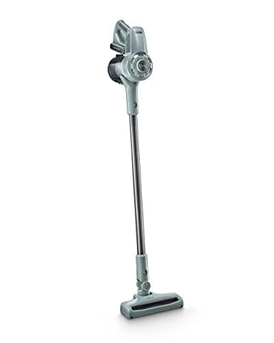 De'Longhi Appliances Srl XLM355.ADC Scopa elettrica Senza Fili e Senza Sacco, 350 W, 0.5 Litri, Plastica