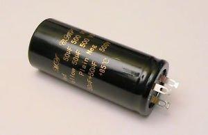 Jellyfish Audio - Condensador 50+50uF 500V para Amplificadores de Guitarra Marshall y...