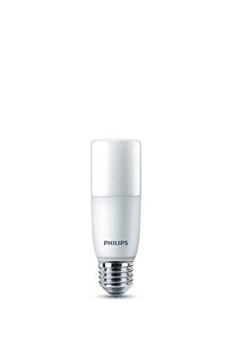 Philips LED Lampe, ersetzt 68W, T38 Stab, E27, (3000 K) 950 Lumen, matt, weiß