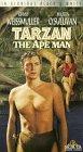 Tarzan the Ape Man [USA] [VHS]