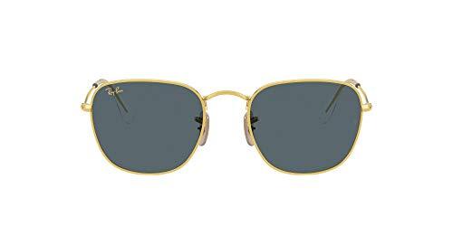 Ray-Ban 0RB3857 Gafas, Legend Gold, 48 Unisex