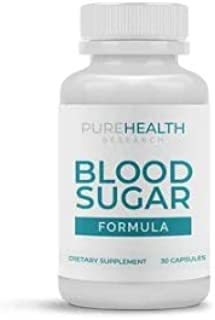 PureHealth Research Blood Sugar 30 CT