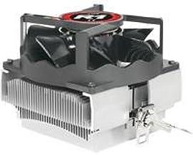 Thermaltake TR2 R1 - Ventilador de PC (34 Db, AMD Athlon 64 X2 (Socket 939, AM2) - AMD Athlon 64 FX (Socket 939, AM2), Negro, Color blanco, 0,13A, 480g, 122 x 102 x 84 mm)