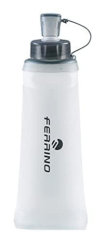 Ferrino Soft Flask, Borraccia Morbida Unisex Adulto, Bianco, 65-135