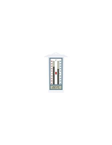 Thermomètre digital mini-maxi 200 x 100