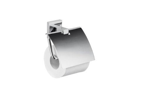 Papierhalter mit Deckel »BATH 420« verchromt